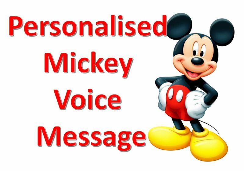 Personalised+Mickey+Mouse+voice+message+-+Disney+Reveal+%2F+Birthday+%2F+Wedding