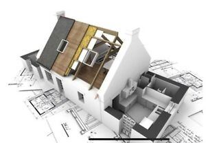 PERMITS - Basement legalize-Load bearing wall-Extension-HVAC