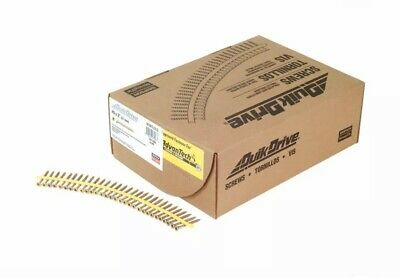 Quick Drive 2 Inch Sub Floor Screws Strong Drive Collated 2000 Advantech