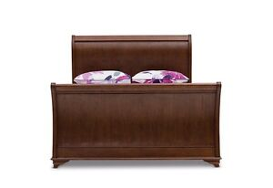 Harlow sleigh queen bed Petrie Pine Rivers Area Preview