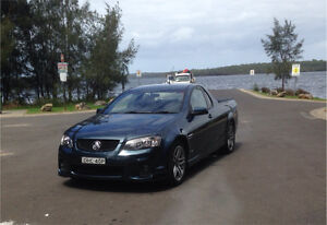 2011 HOLDEN COMMODORE VE SV6 SERIES 2 SiDi UTE 6SP AUTOMATIC Nowra Nowra-Bomaderry Preview