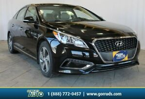 2017 Hyundai Sonata Hybrid Limited/PANO MOONROOF/NAV/LEATHER