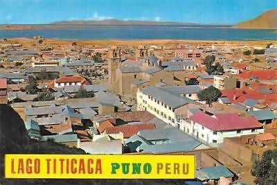 Usado, Peru Puno Panoramic view Titicaca Lake, Vista Panoramica Lago segunda mano  Embacar hacia Argentina
