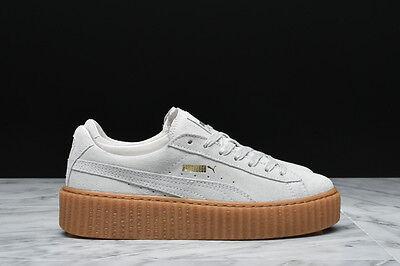 puma scarpe bianche fiocco
