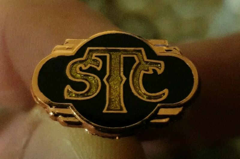 """""""STC JELLYMOULD BADGES"""" Brand New factory precision scale correct ."""