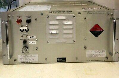 Gasonics Intl 16474-01 Microwave Generator