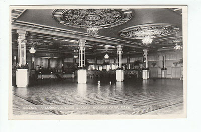 Regency Ballroom Butlins Holiday Camp Filey Yorkshire Real Photograph Aug 1947