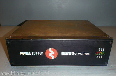 Num 3pws75l Servomac Power Supplytype Axis  P Servo Mac