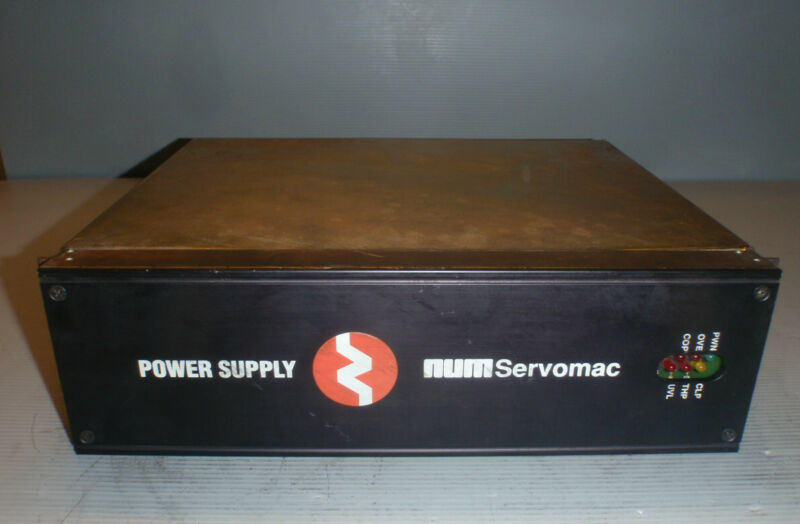 Num #3pws75l _ Servomac Power Supply_type:  Axis:   P _ Servo Mac