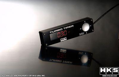 Jdm Hks Type-0 Turbo Timer W/ Red Led Universal -usa Seller-