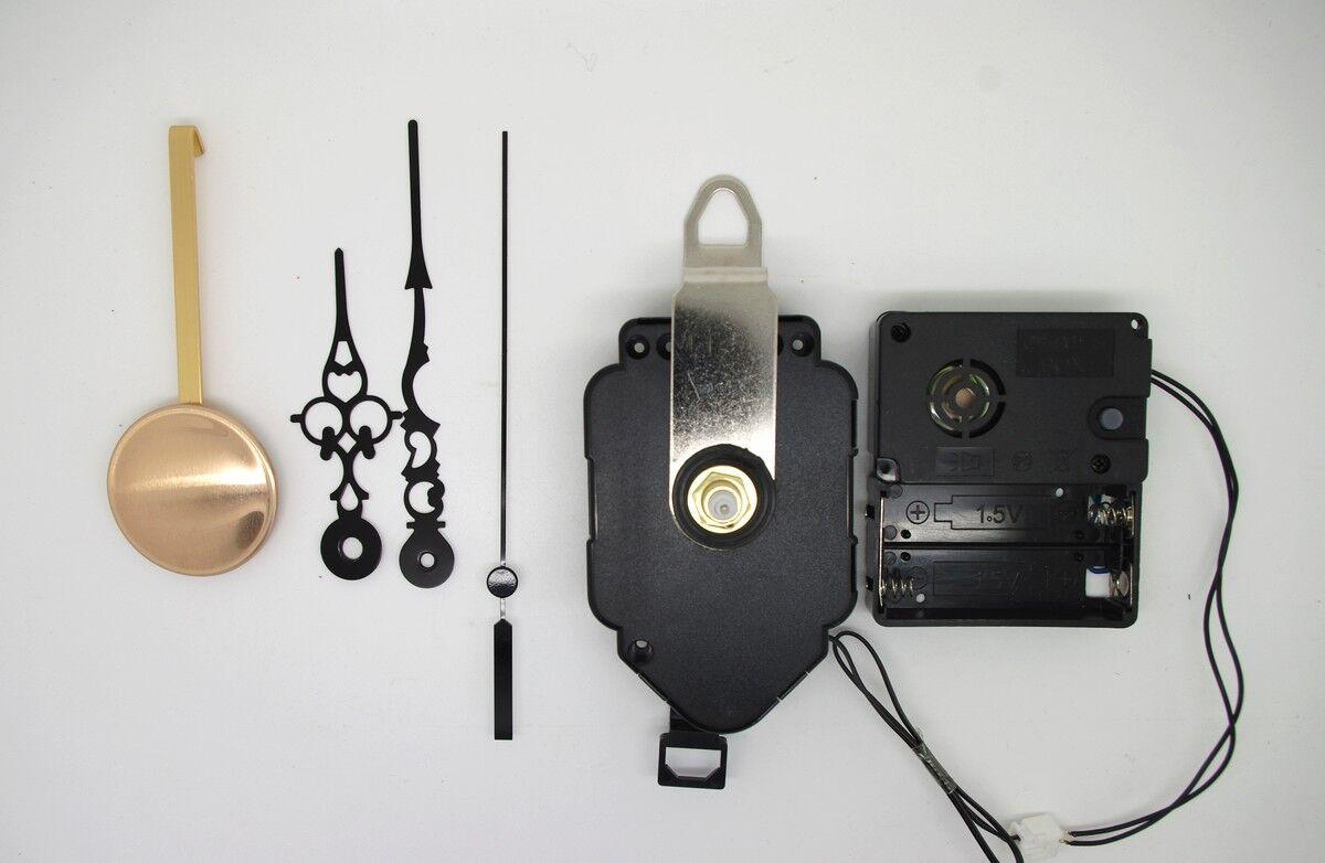 m canisme horloge quartz balancier aiguilles cisel es. Black Bedroom Furniture Sets. Home Design Ideas