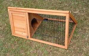 The Apex - New guinea pig cage chicken coop hutch Fully Assembled North Lakes Pine Rivers Area Preview