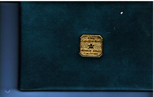 2002 - Canada Proof Set - Royal Canadian Mint!!  #I0392
