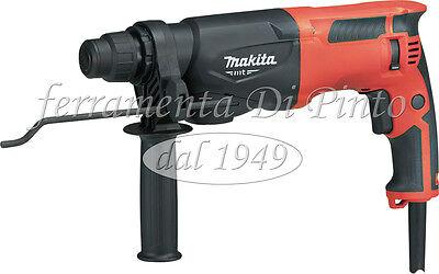 MAKITA Taladro Martillo Perforador Sds Plus W 800 Electro-Neumática Profesional