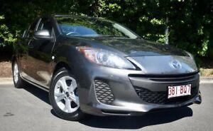 2013 Mazda 3 BL10F2 MY13 Neo Activematic Grey 5 Speed Sports Automatic Sedan Mackay Mackay City Preview