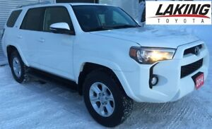 """2014 Toyota 4Runner SR5 4X4 3rd ROW SEATING """"""""OFF ROAD DELIGHT"""""""""""