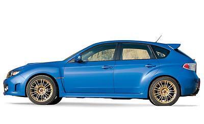 Subaru Impreza Turbo WRX Workshop Manual (inc STI) 08-11