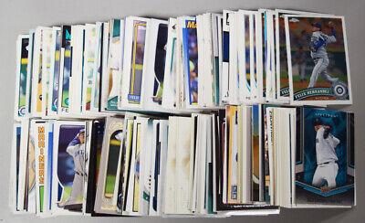 Lot Of  382 FELIX HERNANDEZ Premium Base Cards SR372