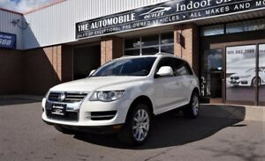 2009 Volkswagen Touareg VR6 NAVI BACK-UP CAMERA NO ACCIDENT