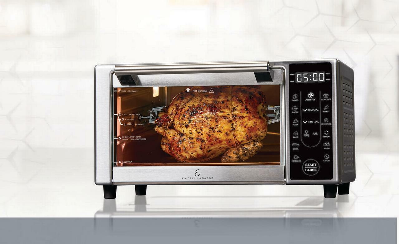 Emeril Lagasse Power AirFryer 360 Plus Countertop Oven Multi