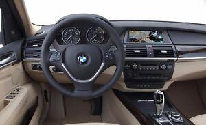 2007-2009 BMW X5 X5M E70 Video Interface Add TV DVD iPhone Rearview Camera