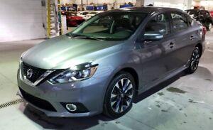 2017 Nissan Sentra SR TURBO || AUTOMATIQUE || TOIT || NAVIGATION