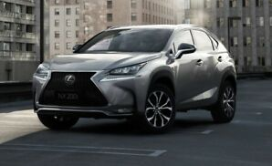 Wanted: Lexus NX200T