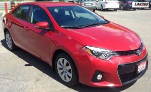 2014 Toyota Corolla Sport REMOTE START TRACTION & STABILITY CONT