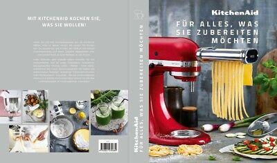 KitchenAid - Das NEUE Kochbuch in deutsch