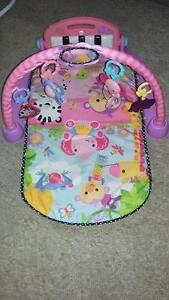 Fisher Price Play Mat & Piano Belleville Belleville Area image 1