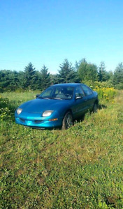 98 sunfire, 2nd owner, lady driven