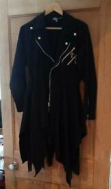 Dead Threads Crucifix Coat Small