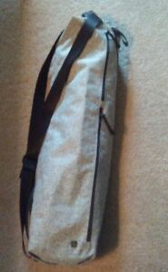 Lululemon Yoga Mat and Carrying Bag