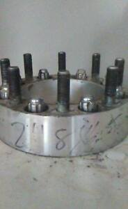"(4) 2"" dodge ram 2500 wheel spacers"