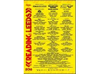 Leeds Festival Sunday Ticket