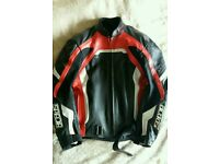 Spada motorbike jacket