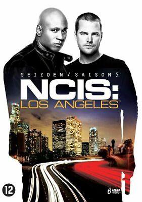 DVD BOX - NCIS LOS ANGELES - CHRIS O'DONNELL SEIZOEN 5  (NEW / NIEUW  / SEALED)