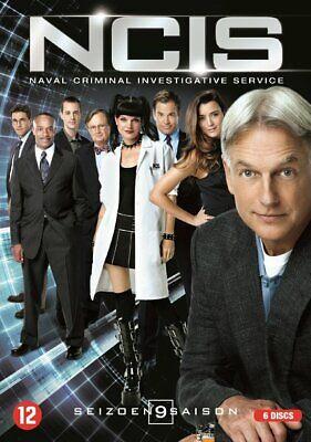 DVD -  NCIS -  SEIZOEN  /  SAISON  /  SEASON  9   (NIEUW / NEW / SEALED)