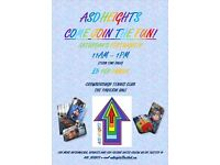 ASD Heights - Social Group For Families - Crowborough, East Sussex