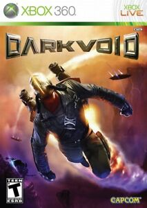 BRAND NEW - Dark Void XBox 360 game for $10. Factory sealed.