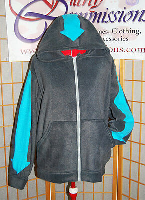 Avatar The Last Airbender Avatar State Hoodie jacket costume cosplay coat XS-3XL](Air Bender Costume)
