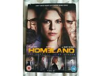 Homeland 3rd season sealed