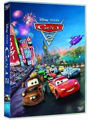 Cars 2 - DVD (NUEVO PRECINTADO)