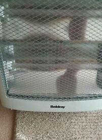 Electric heaters (2)(beldray)