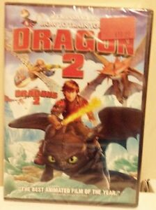 How To Train Your Dragon 2 - Sealed DVD