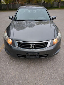 2009 Honda Sedan LX/clean Carproof (accident free)/Low KM