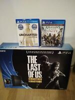 PS4 edition The last of us