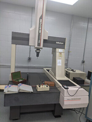 Cmm Mitutoyo Bhn 706 Slightly Used.
