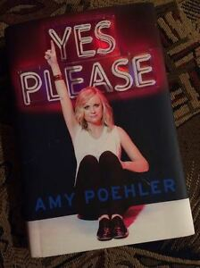 Yes Please Hardcover by Amy Poehler Kitchener / Waterloo Kitchener Area image 1