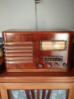 Radio de table antique